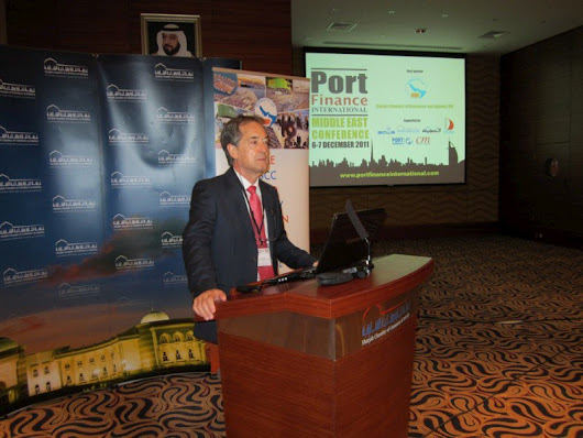 Gulftainer | Gulftainer hosts inaugural Port Finance International Middle East Conference