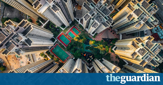 Crowded houses in Hong Kong: a drone's eye view | Travel | The Guardian