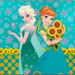 Tubetes Frozen Fever Cute