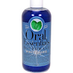 Mouth Wash Whitening by Oral Essentials - 16 Fluid