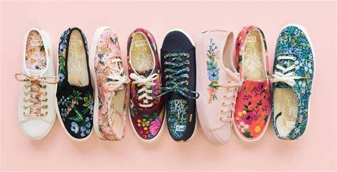 Keds®   Collections   RIFLE PAPER Co.