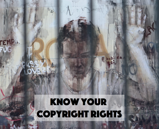 Cutting, pasting, and going to court. Know your copyright rights