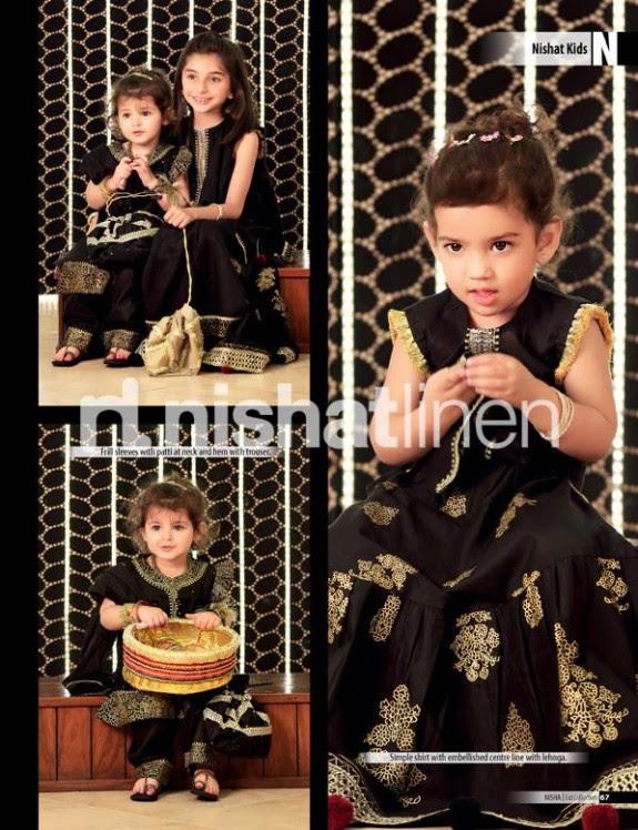 Nishat-Linen-New-Latest-Eid-Suits-Kids-Wear-Dresses-Collection-2013-7