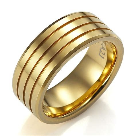 cheap men gold wedding bands wedding  bridal inspiration