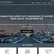 New Recruitment Website for Conomica - Digital Recruitment Consultants