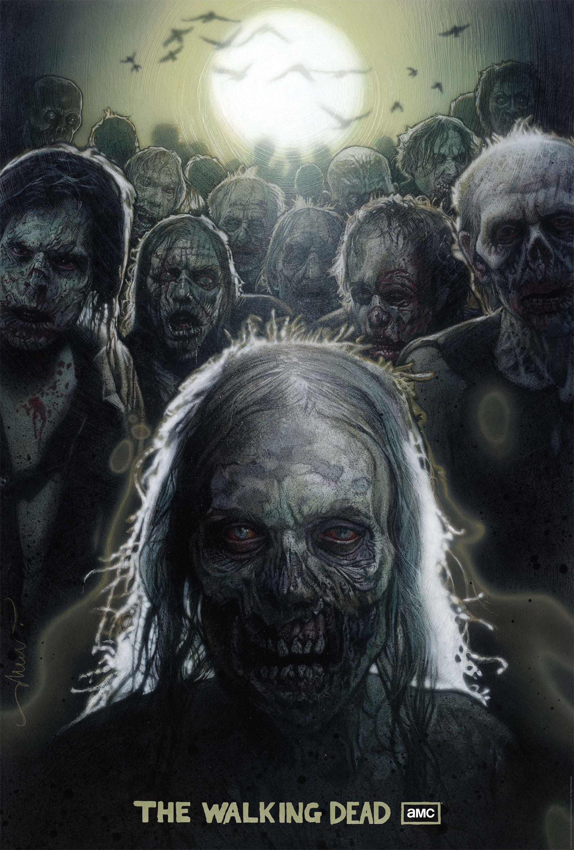 Resultado de imagem para The Walking Dead posters