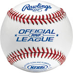 Rawlings High School Baseball with NFHS Stamp (Dozen)