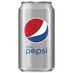 Diet Pepsi, 12 fl oz Cans, 18 Count