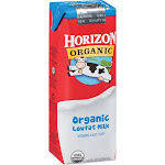 Horizon Organic Lowfat Milk - 18 count, 8 fl oz each