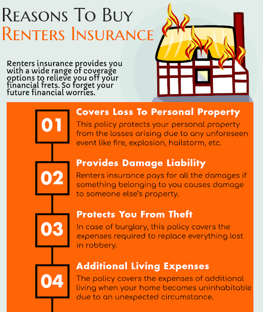 Killeen Motorcycle Insurance | Reasons To Buy Renters Insurance
