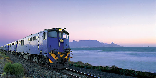 The Blue Train | The Journey Blog