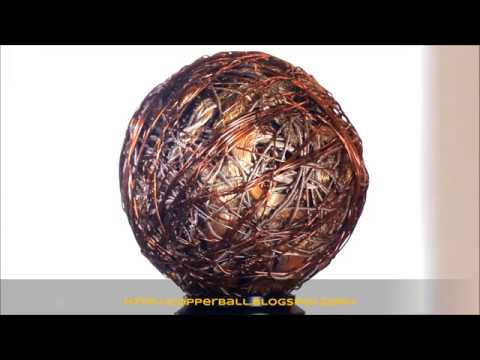 Copper Ball / Copper Art - Various Gauged Wire -