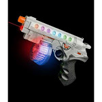 LED Red Laser Toy Hand Gun