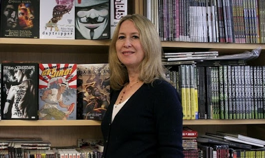 Karen Berger Gets Imprint at Dark Horse