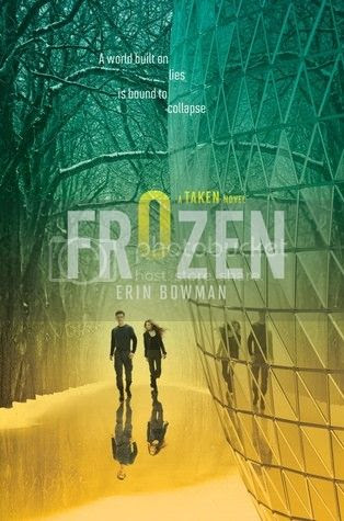 Book Review:  Frozen by Erin Bowman