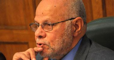 الدكتور محمد بهاء الدين وزير الموارد المائية والرى