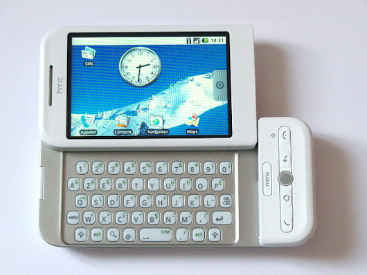 #22 Daily dose : The History of first android phone