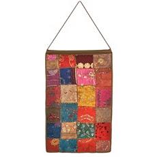 Sari Jewels Brown Tapestry at Kirkland's