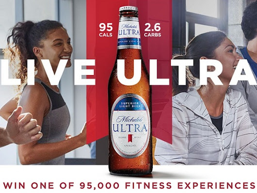 Join The 95K Experience Courtesy of Michelob ULTRA