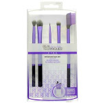 Real Techniques Enhanced Eye Brush Set, 5 Ct