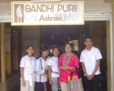 Gandhi Puri Ashram