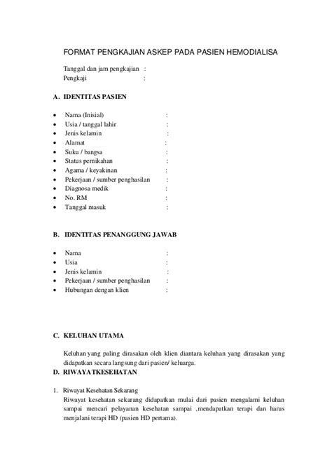 Format pengkajian-askep-pada-pasien-hemodialisa