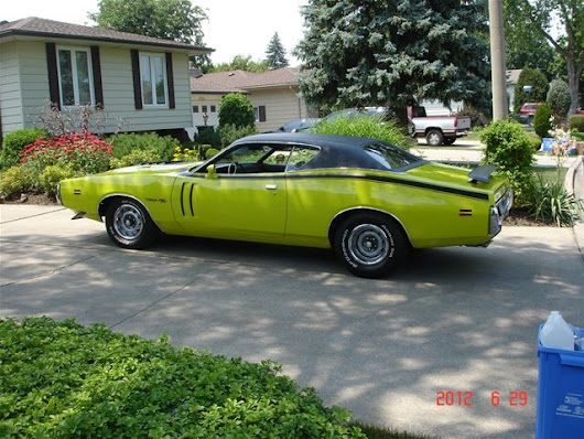 1971 Dodge Charger R/T For Sale Windsor, Ontario