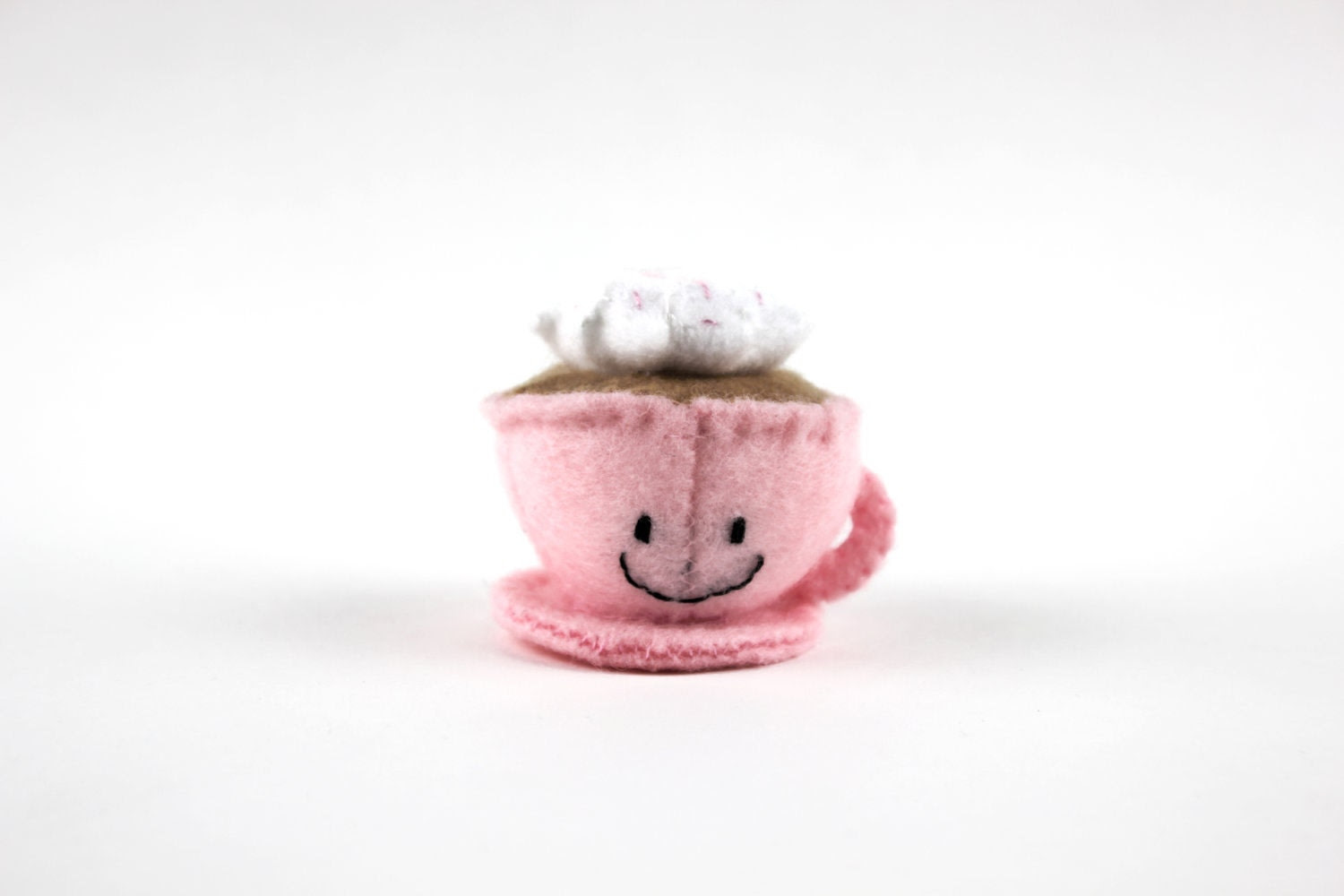 I Like You a Latte - Pink Plush Toy - Coffee Cup - EpicToyChest