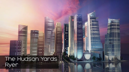 The Hudson Yards – Minecraft Building Inc