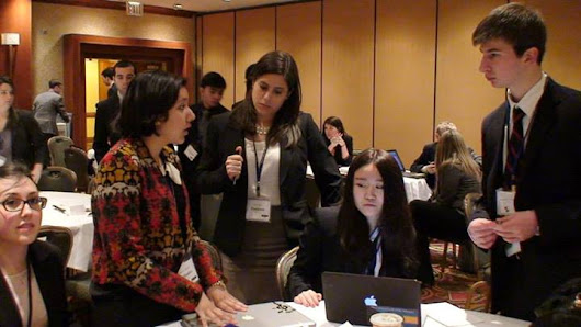Model United Nations offers a glimpse into world affairs