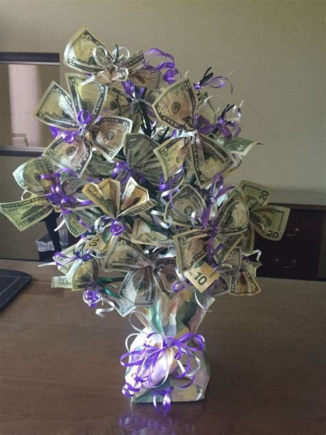 Money Tree   Retirement 2016. I made this for my co worker