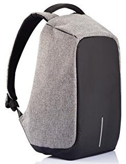 Nomad Backpack vista lado