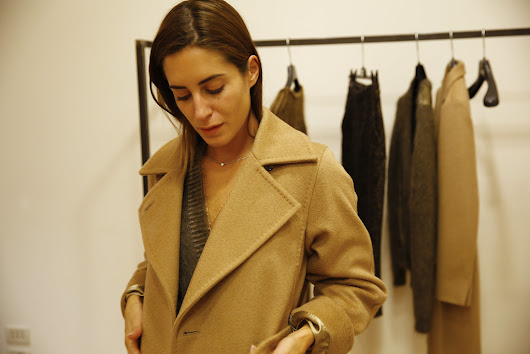 AMLUL.COM: My Max Mara Fashion Diary