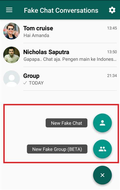 gambar fake chat bts lucu gambar kartun