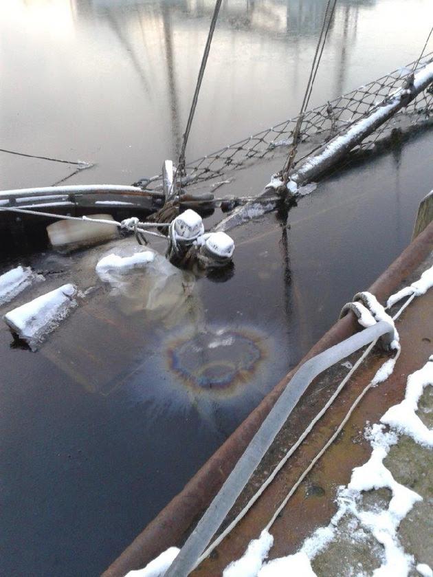POL-FL: Eckernförde - Pressemitteilung aus dem Wasserschutzpolizeirevier Flensburg