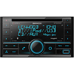 Kenwood 2-Din CD Receiver with Bluetooth (DPX594BT / DPX594)