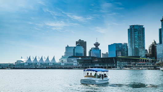 Electric Harbour Tours in Coal Harbour