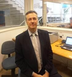 Écio Scandiuzzi, diretor de Novas Tecnologias do Berlitz