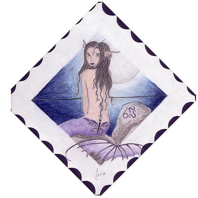 Dragonfly Mermaid - dragonfly tattoo