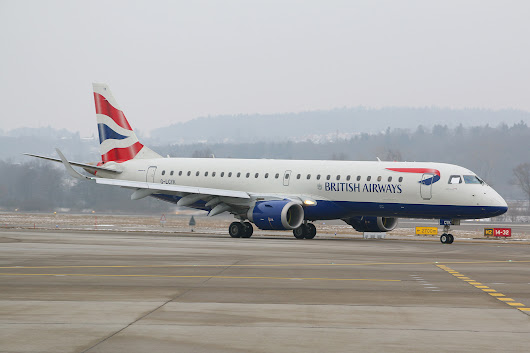 British Airways first flights take off from Bristol Airport - Bristol Airport Spotting