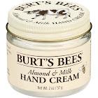 Burt's Bees Almond Milk Beeswax Hand Creme - 2 oz jar