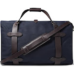 Filson Medium Rugged Twill Duffle Bag, Navy