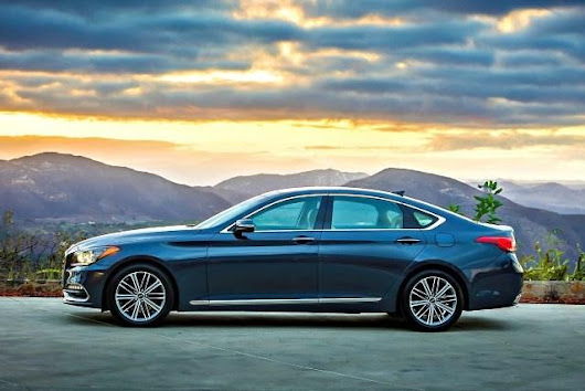 Genesis cruises past Audi, tops Consumer Reports' best car list