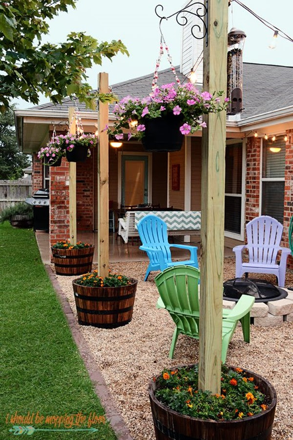 Anyone Can Backyard Projects For This Year (30)