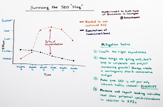 "Surviving the SEO ""Slog"" - Whiteboard Friday"