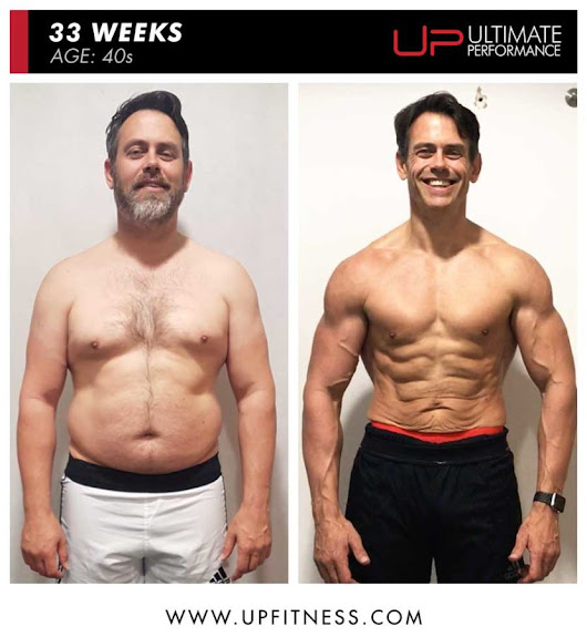 Former Rugby Player Andy Builds the Ultimate Body at 47 - Ultimate Performance