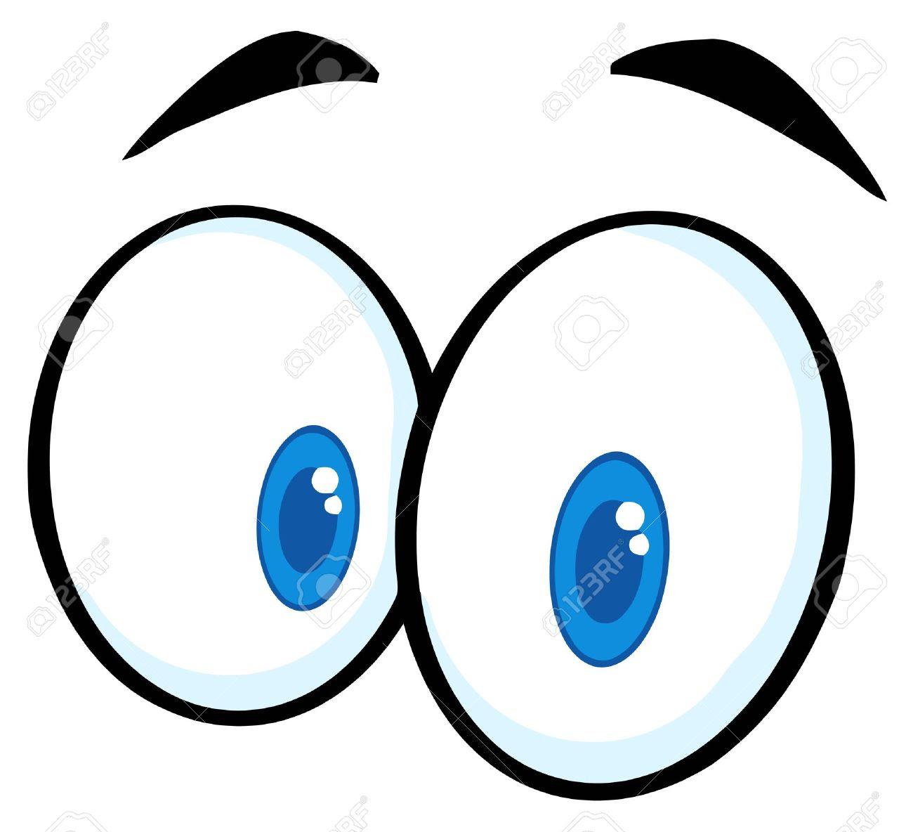 Resultado de imagen de ojo dibujo animado