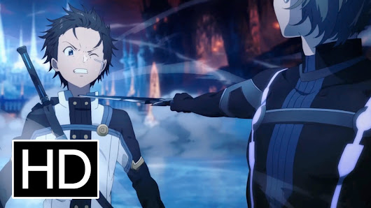 Sword Art Online: Ordinal Scale - Official Trailer 4 - YouTube