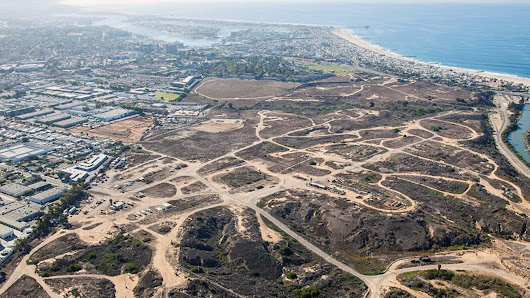 A massive 895-home development on Southern California's coast is shot down