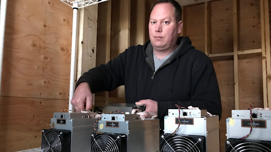 Canadian couple invests $100K to build their own bitcoin mining operation